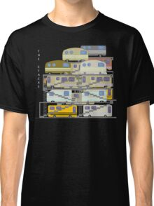 Ready Player One Stacks Classic T-Shirt