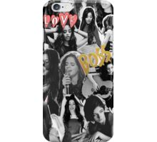 Camila Cabello From Fifth Harmony Collage Phone Case iPhone Case/Skin