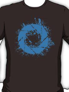 Portal Aperture Science Splatter Logo T-Shirt