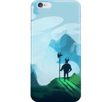 Fierce Warrior iPhone Case/Skin