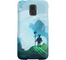Fierce Warrior Samsung Galaxy Case/Skin