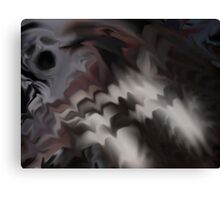 SAME OLD NIGHTMARE Canvas Print