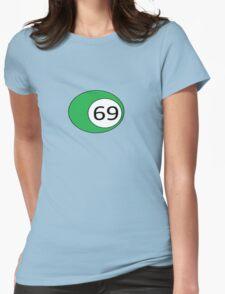 Bingooooo 69 Womens Fitted T-Shirt