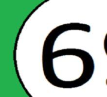 Bingooooo 69 Sticker