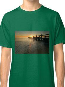 Happisburgh-sunrise Classic T-Shirt
