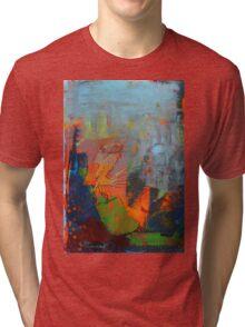 Abstract 05 Tri-blend T-Shirt