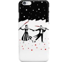Kill Ginger and Fred iPhone Case/Skin