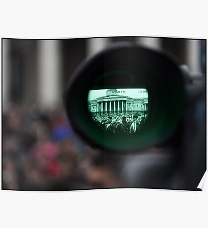 Through The Viewfinder Poster