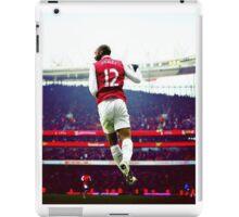 Thierry Henry Stadium View iPad Case/Skin