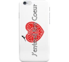 J'entend ton Coeur Phone Case iPhone Case/Skin