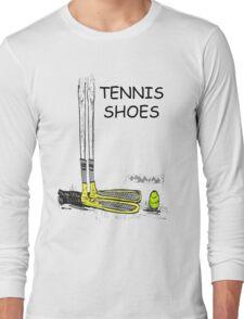 Tennis Shoes Long Sleeve T-Shirt