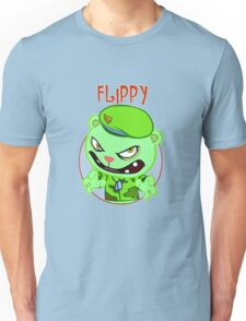 Happy Tree Friends: Flippy Unisex T-Shirt