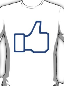 Like Symbol T-Shirt