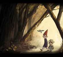 Into the Woods by cynzors
