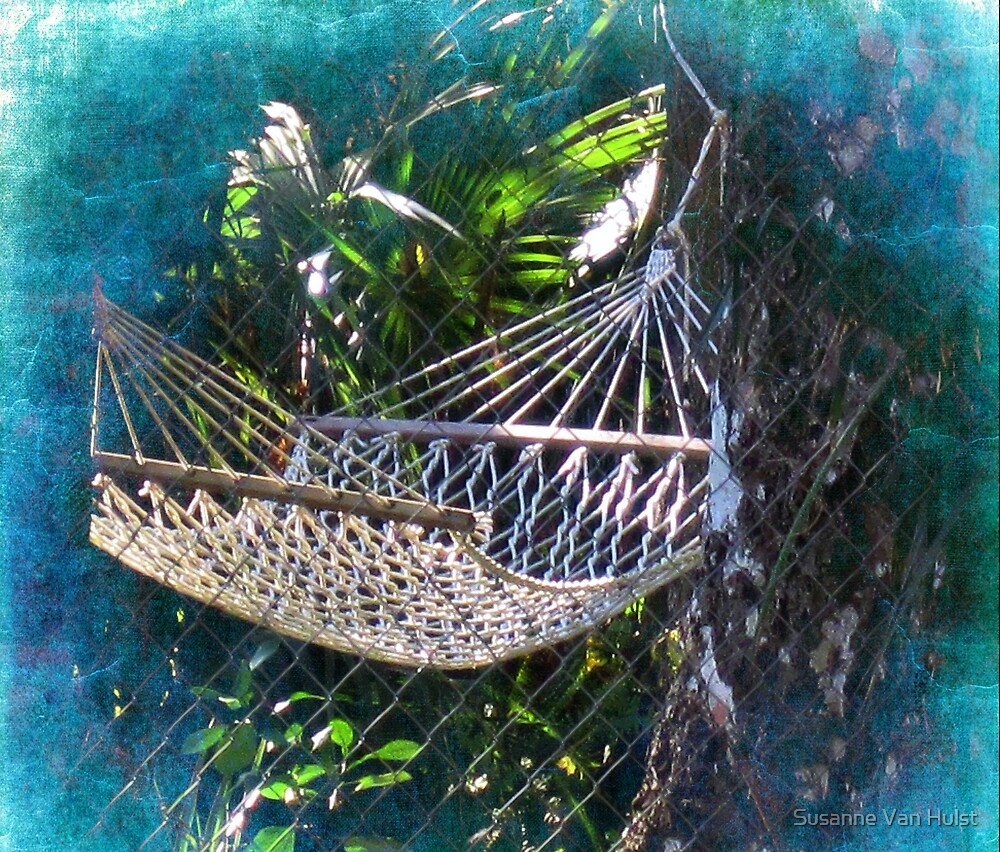 Hammock Dreams by Susanne Van Hulst