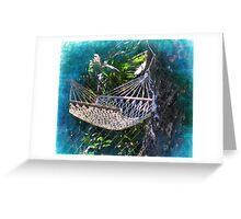 Hammock Dreams Greeting Card