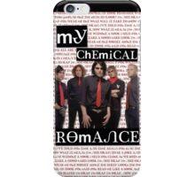 My Chemical Romance I'm Not Okay iPhone Case/Skin