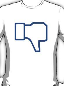 Dislike Symbol T-Shirt