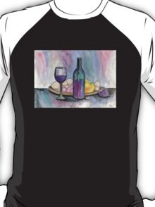 Scene From An Italian Restaurant T-Shirt