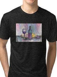 Scene From An Italian Restaurant Tri-blend T-Shirt