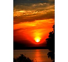 Tiwi Sunrise Photographic Print