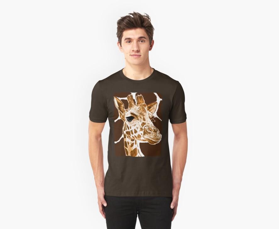 Giraffe  by Marilyns