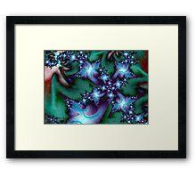 Winter Blossom Framed Print