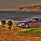 BMW      at      Guincho by BaZZuKa