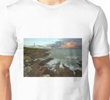 Tarbat Ness Lighthouse Unisex T-Shirt