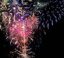 Celebrating Australia Day with a BANG! by Allen Gray