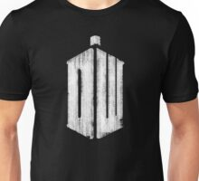 Doctor Who Grunge Unisex T-Shirt