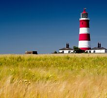 Happisburgh lighthouse by cieniu1