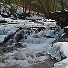 Wycoff Falls by krissyyoung