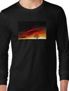 'Nature-Reflect' Long Sleeve T-Shirt