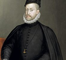 Philip II of Spain by PattyG4Life