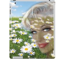 Daisies Hill Smile iPad Case/Skin