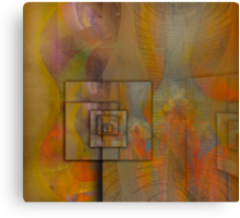 Twin Flame... The Expansion of Self Canvas Print