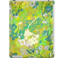 Wacky Retro Floral 2 iPad Case/Skin