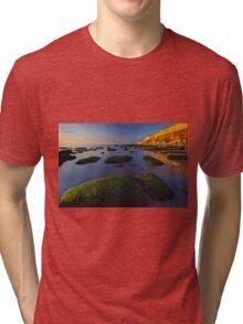 Hunstanton Beach Tri-blend T-Shirt