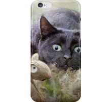 An unexpected defeat iPhone Case/Skin