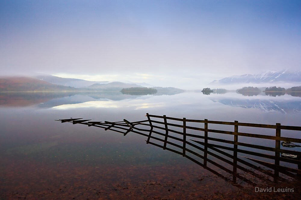 Derwent Water by David Lewins