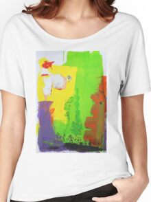 Abstract 06 Women's Relaxed Fit T-Shirt
