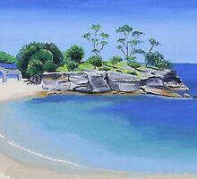 """""""Balmoral Beach""""  by Taniakay"""