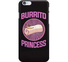 Burrito Princess iPhone Case/Skin