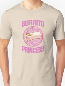 Burrito Princess Unisex T-Shirt
