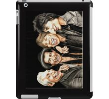 Old Rockers - Gimme Shelter iPad Case/Skin