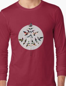 Flutter Long Sleeve T-Shirt
