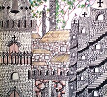 Another Small Castle by Jessica O'Gorek