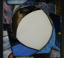 Square Mirror No 2 by Jeffrey Hamilton