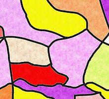 Blasphemous Colours by Phil Drury